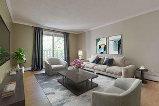 Photo 4: 302 10520 80 Avenue in Edmonton: Zone 15 Condo for sale : MLS®# E4218861