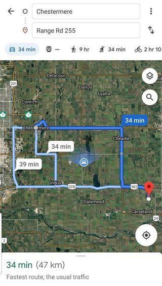 Photo 12: (Near 223015) Range Road 255: Rural Wheatland County Land for sale : MLS®# A1055736