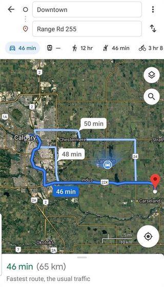 Photo 13: (Near 223015) Range Road 255: Rural Wheatland County Land for sale : MLS®# A1055736