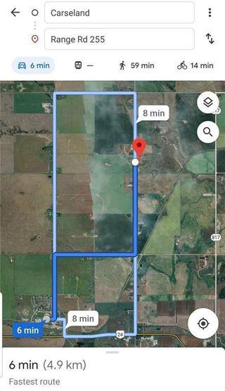 Photo 10: (Near 223015) Range Road 255: Rural Wheatland County Land for sale : MLS®# A1055736
