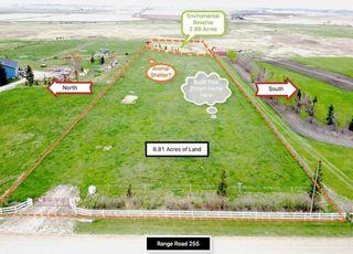 Photo 8: (Near 223015) Range Road 255: Rural Wheatland County Land for sale : MLS®# A1055736