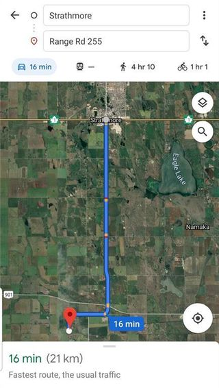 Photo 11: (Near 223015) Range Road 255: Rural Wheatland County Land for sale : MLS®# A1055736