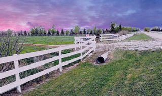 Photo 1: (Near 223015) Range Road 255: Rural Wheatland County Land for sale : MLS®# A1055736