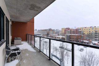 Photo 17: 508 10319 111 Street in Edmonton: Zone 12 Condo for sale : MLS®# E4223639