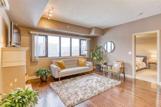Photo 4: 508 10319 111 Street in Edmonton: Zone 12 Condo for sale : MLS®# E4223639