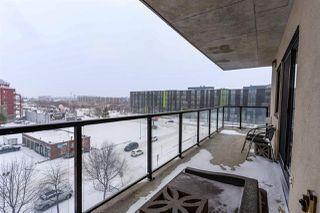 Photo 18: 508 10319 111 Street in Edmonton: Zone 12 Condo for sale : MLS®# E4223639