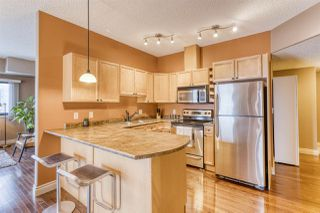 Photo 6: 508 10319 111 Street in Edmonton: Zone 12 Condo for sale : MLS®# E4223639