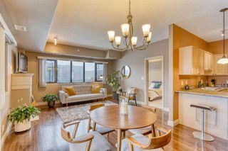 Photo 2: 508 10319 111 Street in Edmonton: Zone 12 Condo for sale : MLS®# E4223639