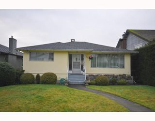 Main Photo: 586 W 61ST Avenue in Vancouver: Marpole House for sale (Vancouver West)  : MLS®# V807824