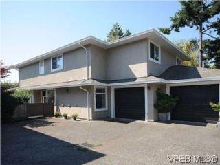 Photo 1: 1811 Fairfield Rd in VICTORIA: Vi Fairfield East Half Duplex for sale (Victoria)  : MLS®# 548837