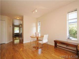 Photo 4: 1811 Fairfield Rd in VICTORIA: Vi Fairfield East Half Duplex for sale (Victoria)  : MLS®# 548837