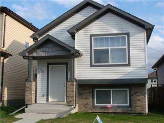 Photo 1: 40 SADDLEFIELD Road NE in CALGARY: Saddleridge Residential Detached Single Family for sale (Calgary)  : MLS®# C3456118