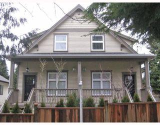 Main Photo: 918 E 15TH Avenue in Vancouver: Mount Pleasant VE House 1/2 Duplex for sale (Vancouver East)  : MLS®# V749201