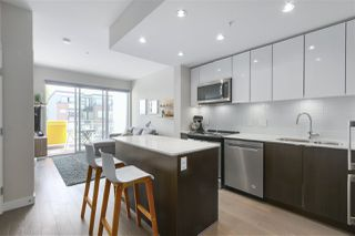 "Photo 1: 310 688 E 19TH Avenue in Vancouver: Fraser VE Condo for sale in ""BOLD on Fraser"" (Vancouver East)  : MLS®# R2407813"