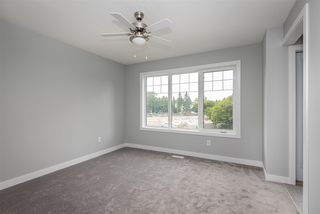 Photo 3: 9325 Connors Road NW in Edmonton: Zone 18 House Half Duplex for sale : MLS®# E4177468