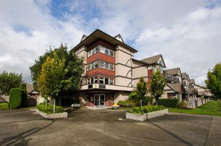 "Photo 1: A210 4811 53 Street in Delta: Hawthorne Condo for sale in ""LADNER POINTE"" (Ladner)  : MLS®# R2431397"