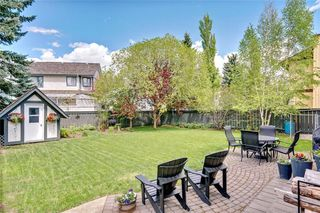 Photo 45: 40 STRADBROOKE Way SW in Calgary: Strathcona Park Detached for sale : MLS®# C4300390