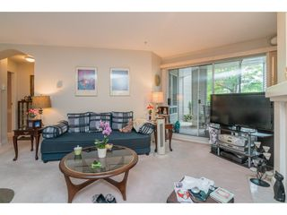 """Photo 2: 137 19528 FRASER Highway in Surrey: Cloverdale BC Condo for sale in """"Fairmont on the Blvd"""" (Cloverdale)  : MLS®# R2509162"""