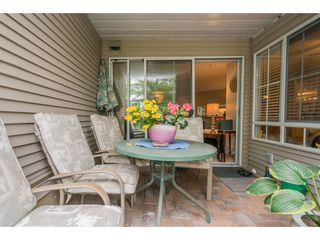 """Photo 15: 137 19528 FRASER Highway in Surrey: Cloverdale BC Condo for sale in """"Fairmont on the Blvd"""" (Cloverdale)  : MLS®# R2509162"""