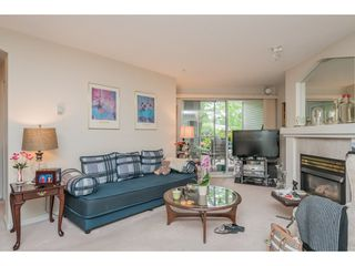 """Photo 3: 137 19528 FRASER Highway in Surrey: Cloverdale BC Condo for sale in """"Fairmont on the Blvd"""" (Cloverdale)  : MLS®# R2509162"""