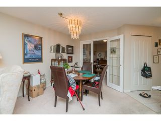 """Photo 6: 137 19528 FRASER Highway in Surrey: Cloverdale BC Condo for sale in """"Fairmont on the Blvd"""" (Cloverdale)  : MLS®# R2509162"""