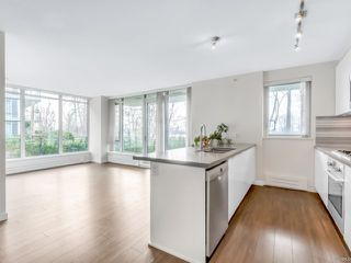 Photo 4: 107 3162 RIVERWALK Avenue in Vancouver: South Marine Condo for sale (Vancouver East)  : MLS®# R2510419