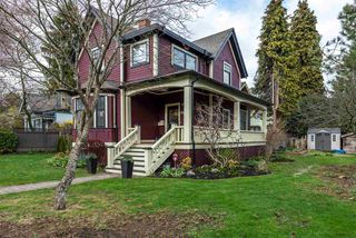 Main Photo: 427 FOURTH Street in New Westminster: Queens Park House for sale : MLS®# R2530481