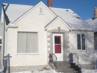Photo 2: 398 Parr Road in WINNIPEG: North End Residential for sale (North West Winnipeg)  : MLS®# 1002122