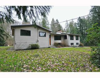 Photo 1: 25035 FERGUSON Avenue in Maple Ridge: Cottonwood MR House for sale : MLS®# V811377