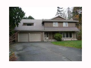 "Main Photo: 273 W MURPHY Drive in Tsawwassen: Pebble Hill House for sale in ""TSAWWASSEN HEIGHTS"" : MLS®# V819255"
