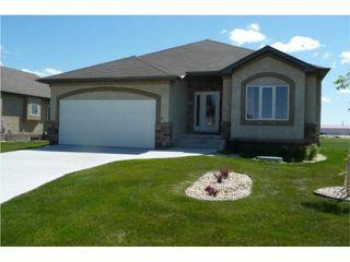 Photo 1: 12 Britton Bay in HEADINGLEY: Headingley North Condominium for sale (West Winnipeg)  : MLS®# 1013973
