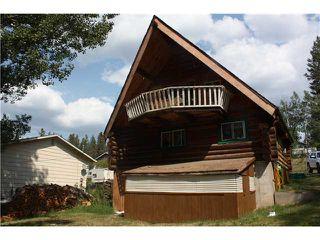 Photo 1: 1009 SCHMIDT Road in Williams Lake: Esler/Dog Creek House for sale (Williams Lake (Zone 27))  : MLS®# N204154