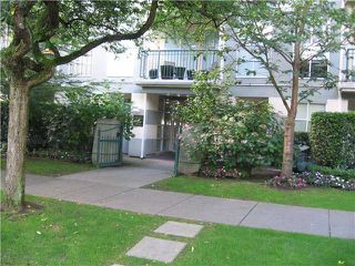 Main Photo: 110 1928 NELSON Street in Vancouver: West End VW Condo for sale (Vancouver West)  : MLS®# V850548