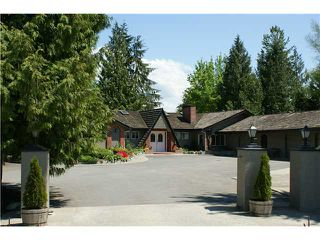 Photo 1: 15146 HARRIS Road in Pitt Meadows: North Meadows House for sale : MLS®# V852807