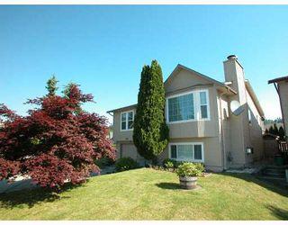 "Photo 1: 1159 CONDOR Crescent in Coquitlam: Eagle Ridge CQ House for sale in ""EAGLE RIDGE"" : MLS®# V717063"