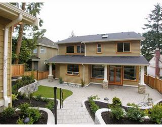 Photo 10: 1037 LAWSON Avenue in West_Vancouver: Sentinel Hill House for sale (West Vancouver)  : MLS®# V754842