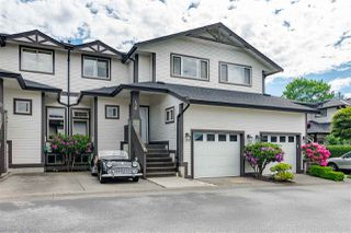 "Main Photo: 124 20820 87 Avenue in Langley: Walnut Grove Townhouse for sale in ""Sycamores"" : MLS®# R2395302"