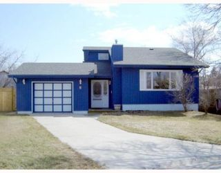Photo 1: 6 CARDERO Place in WINNIPEG: Maples / Tyndall Park Residential for sale (North West Winnipeg)  : MLS®# 2906774