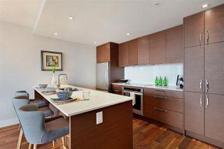 "Photo 6: 604 111 E 13TH Street in North Vancouver: Central Lonsdale Condo for sale in ""The Prescott"" : MLS®# R2409367"