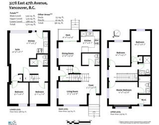 Photo 19: 3278 E 47TH AVENUE in Vancouver: Killarney VE House for sale (Vancouver East)  : MLS®# R2163872