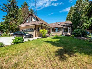 Main Photo: 5400 DERBY Road in Sechelt: Sechelt District House for sale (Sunshine Coast)  : MLS®# R2454409