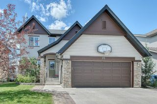 Main Photo: 25 DRAKE LANDING Road: Okotoks Detached for sale : MLS®# A1015358