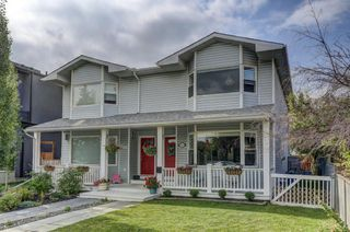 Photo 1: 7911 47 Avenue NW in Calgary: Bowness Semi Detached for sale : MLS®# A1018607