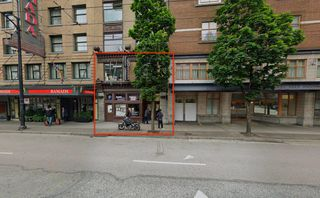 Photo 1: 433 W PENDER Street in Vancouver: Downtown VW Business for sale (Vancouver West)  : MLS®# C8033932