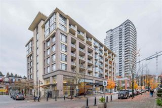 """Main Photo: 705 121 BREW Street in Port Moody: Port Moody Centre Condo for sale in """"ROOM (AT SUTERBROOK)"""" : MLS®# R2515368"""