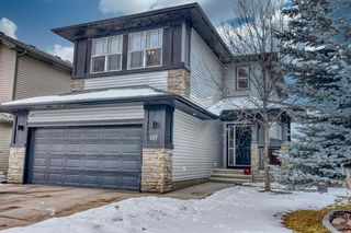 Photo 1: 117 Prairie Springs Crescent SW: Airdrie Detached for sale : MLS®# A1048711