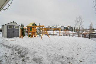 Photo 46: 7627 SCHMID Crescent in Edmonton: Zone 14 House for sale : MLS®# E4221775