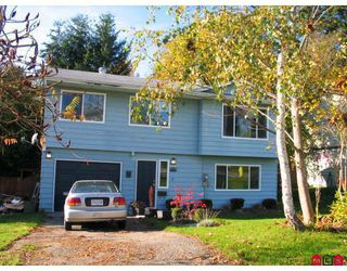 Photo 1: 8139 BOBCAT Drive in Mission: Mission BC House for sale : MLS®# F2923458