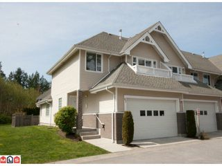 "Photo 1: 67 13918 58TH Avenue in Surrey: Panorama Ridge Townhouse for sale in ""ALDER PARK"" : MLS®# F1009963"