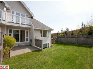"Photo 5: 67 13918 58TH Avenue in Surrey: Panorama Ridge Townhouse for sale in ""ALDER PARK"" : MLS®# F1009963"